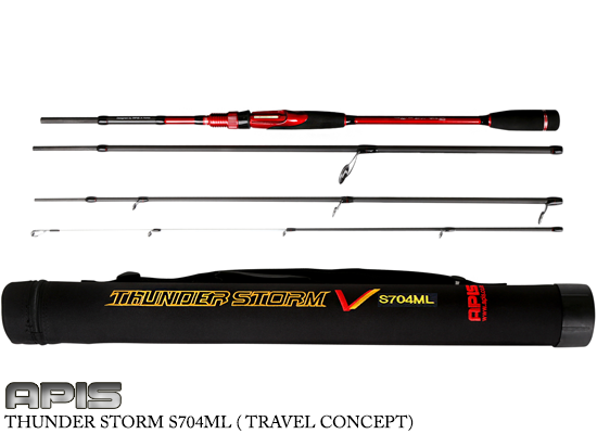 APIS THUNDER STORM S704ML ( TRAVEL CONCEPT )