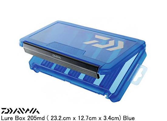 DAIWA LURE BOX 232M - BLUE