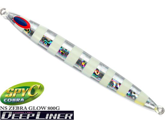 DEEPLINER SPY C NS ZEBRA - 800G