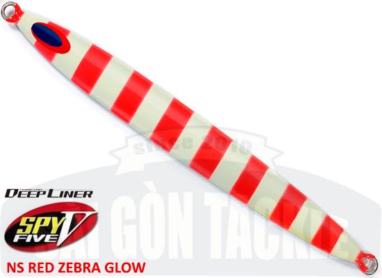 DEEPLINER SPY V NS RED ZEBRA - 300G