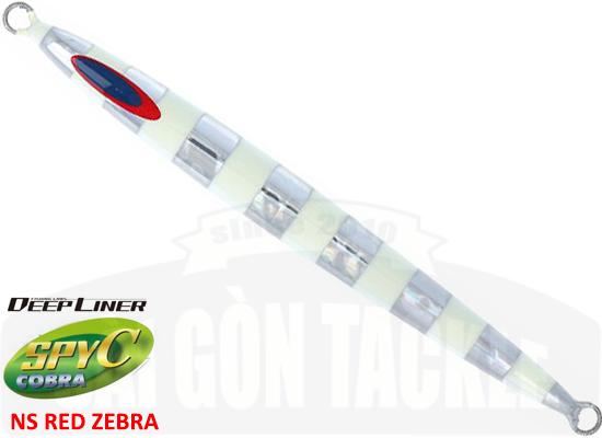 DEEPLINER SPY C NS ZEBRA - 300G