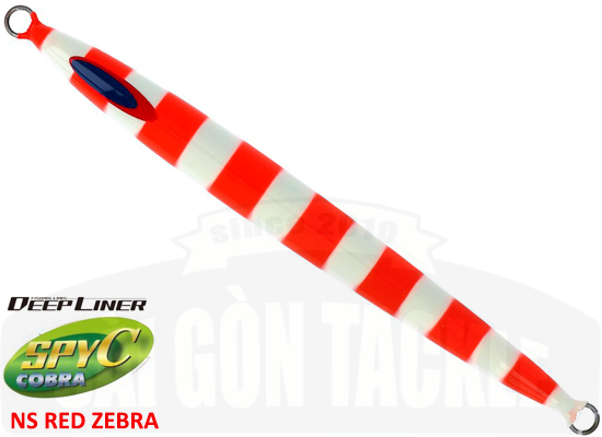 DEEPLINER SPY C NS RED ZEBRA - 400G